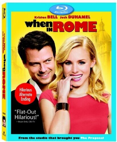 When in Rome (2010, Blu-ray NEW)