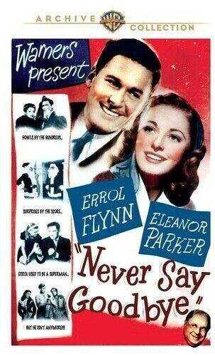 Never Say Goodbye (2010, DVD NEW)