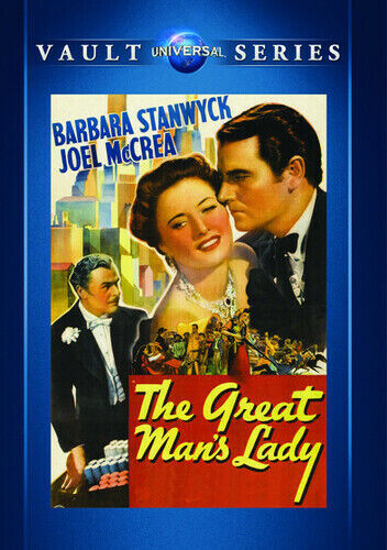Great Man's Lady (2015, DVD NEW)