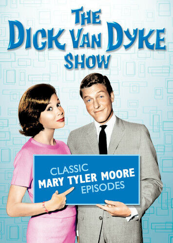 Dick Van Dyke Show: Classic Mary Tyler Moore Episo - 3 DISC S (2014, DVD NEW) BW