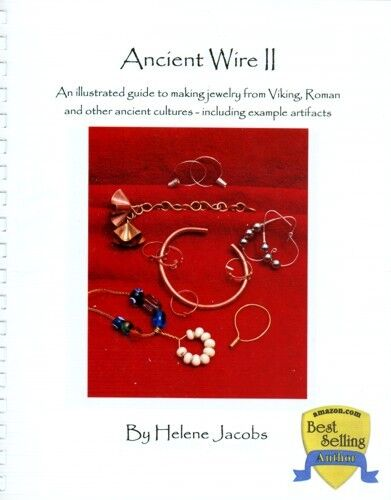 Weave Ancient Viking Roman Sumer Celt Etruscan Saxon Medieval Style Wire Jewelry