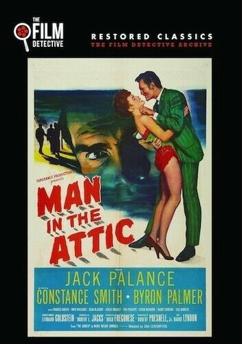 Man in the Attic [New DVD]
