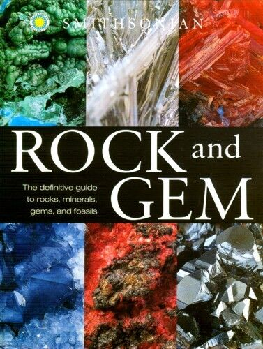 Smithsonian Rocks & Gemstones Fossils Cavers Stonehenge Taj Mahal Diamond 450pix
