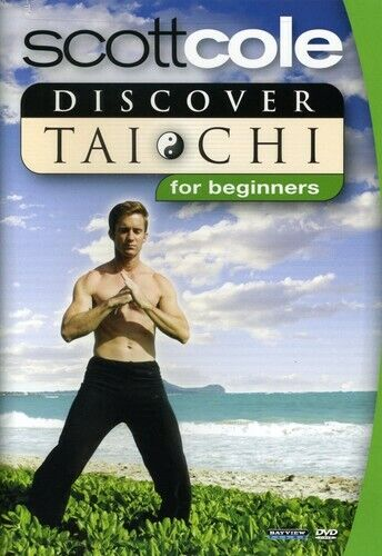 Discover T'ai Chi with Scott Cole: For Beginners (2009, DVD NEW)