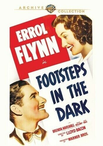 Footsteps in the Dark [New DVD]