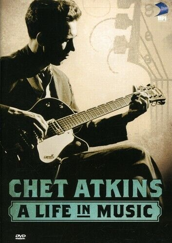 [DVD NTSC/1 NEW] CHET ATKINS: A LIFE IN MUSIC