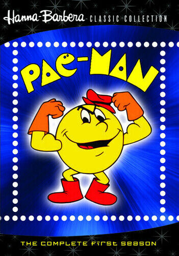 Hanna-Barbera Classic Collection: Pac-Man - The Complete F (2012, DVD NEW) DVD-R