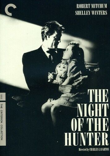 Night of the Hunter [Criterion Collection] [2 Discs] (2010, DVD NEW)