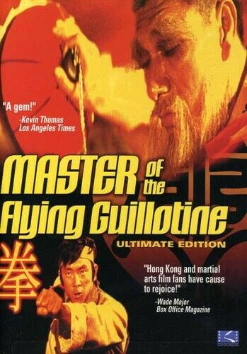 Master of the Flying Guillotine [Ultimate Edition] (2003, DVD NIEUW)