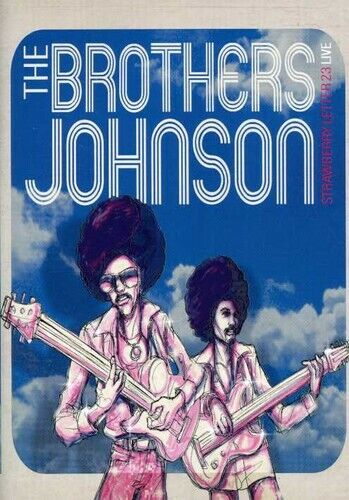 Brothers Johnson: Strawberry Letter 23 Live (2005, DVD NEW)