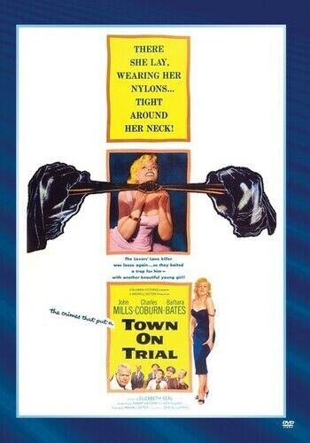 Town On Trial (2011, DVD NEW)