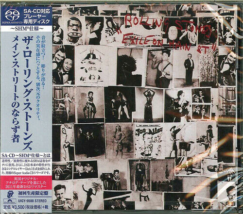 Exile On Main Street: Limited - Rolling Stones (2014, SACD NIEUW)