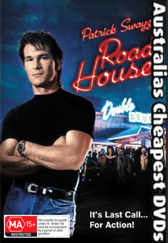 Road House DVD NEW, FREE POSTAGE WITHIN AUSTRALIA REGION ALL