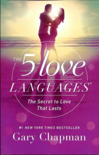New -The 5 Love Languages Paperback - The Secret to Love  By Gary Chapman