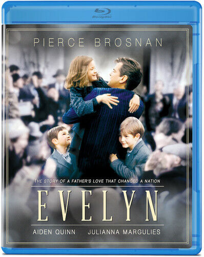 Evelyn (2017, Blu-ray NEW)