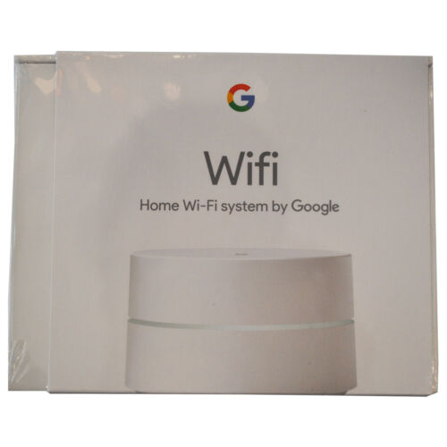New Google Dual Band Single Pack Home Wi-Fi System Router - 1 Pack OEM