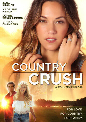 Country Crush (2017, DVD NEW)