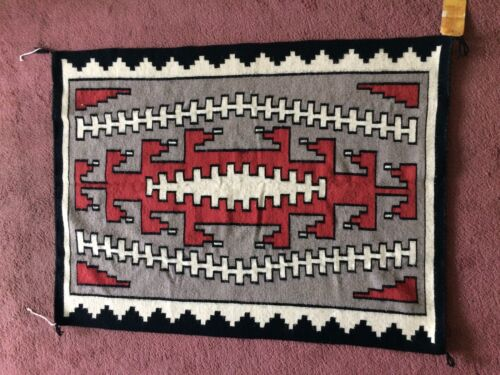Collectable Authentic Native American Navajo, Rug