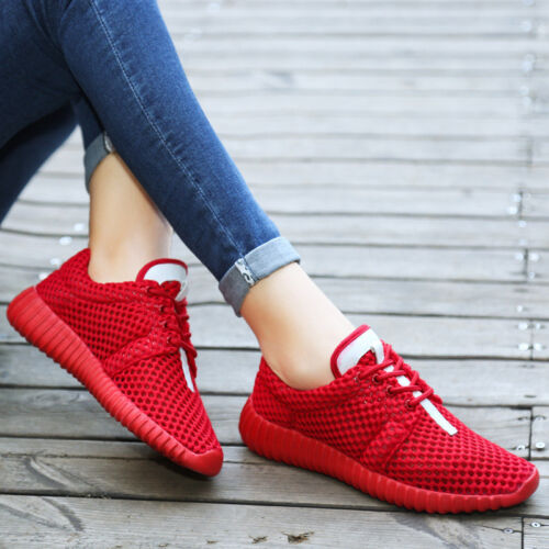 Women's Sport Casual Shoes Outdoor Athletic Running Breathable Mesh Sneakers