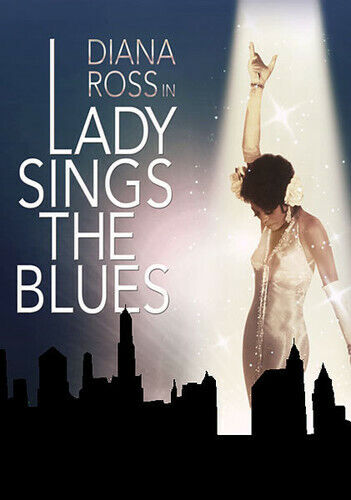Lady Sings The Blues (2017, DVD NEW)