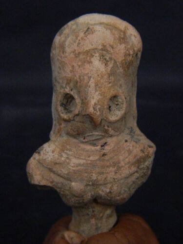 Ancient Teracotta Mother Goddess Torso Indus Valley 2000 BC No Reserve  #TR15418