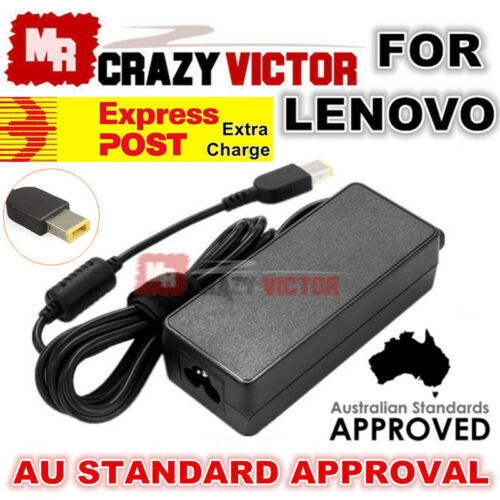 65W Laptop AC Adapter Charger for Lenovo ThinkPad X1 Carbon Ultrabook