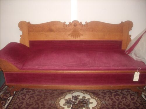 Antique Fainting Couch Antiques Us