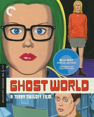 Ghost World (2017, Blu-ray NEW)