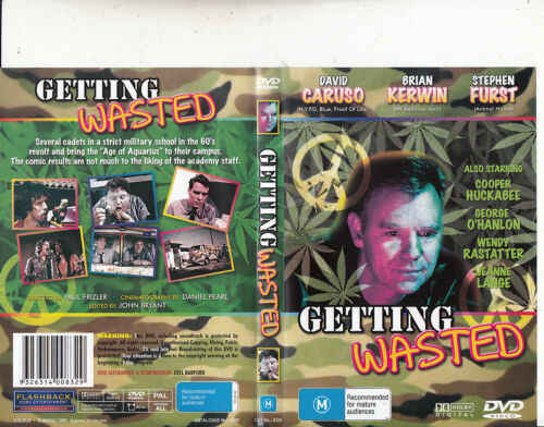 Getting Wasted-1980-David Caruso-Movie-DVD