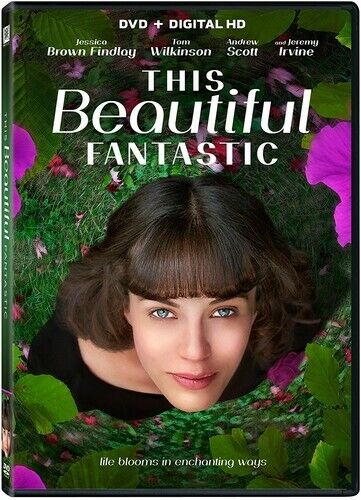 This Beautiful Fantastic (2017, DVD NEW)