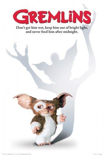 GREMLINS - CLASSIC MOVIE POSTER 24x36 - 49641