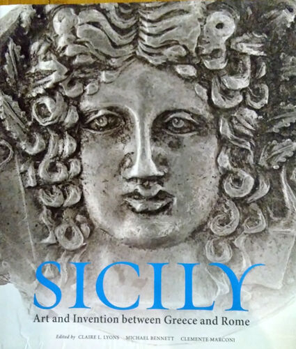 Ancient Art Roman Greek Colony Sicily Gods Agriculture Syracuse Coin Literature