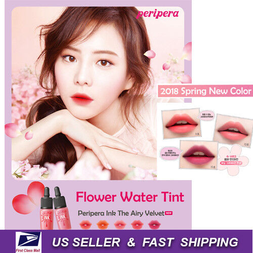 [ PERIPERA ] INK Airy VELVET Lip Stain Color Tint 8g (choose your option) +NEW+