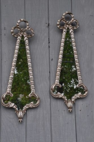 Pair Of New Friedman Brothers Decorative Mirrors #304