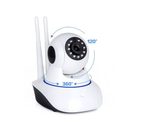 55% OFF Wifi Smart Net Camera IP Home Security Monitor Camera Night Vision 360