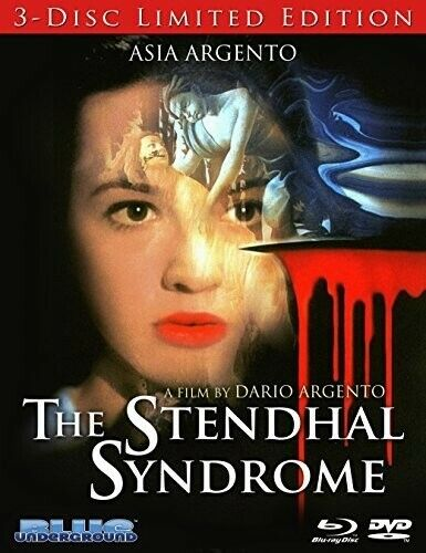 Stendhal Syndrome - 3 DISC SET (REGION A Blu-ray New)