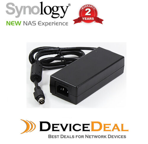 Synology 65W Level VI Adapter for DS71X+ Series Adapter 65W_2/72W_2