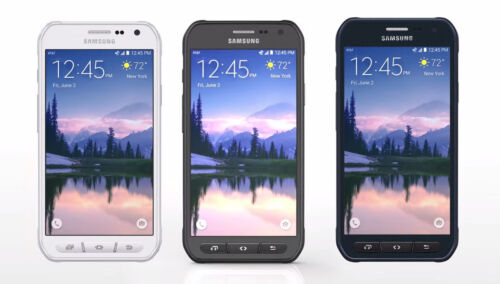 Samsung Galaxy S6 Active SM-G890A UNLOCKED AT&T Android Smartphone
