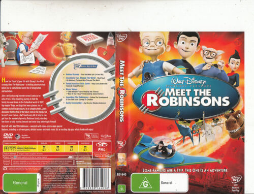 Meet The Robinsons-2007-Animated-Movie-DVD