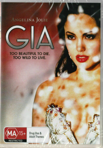 Gia DVD NEW, FREE POSTAGE WITHIN AUSTRALIA REGION ALL