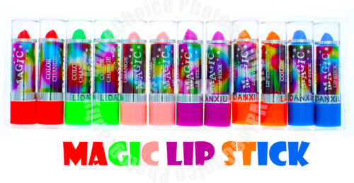 Magic Lipstick Mood Changing Scented With Aloe Vera Last 24 Hours 12x, 6x or 1x
