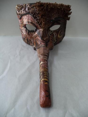 Carnival of Venice Mask - Apple Tree 2008 signed