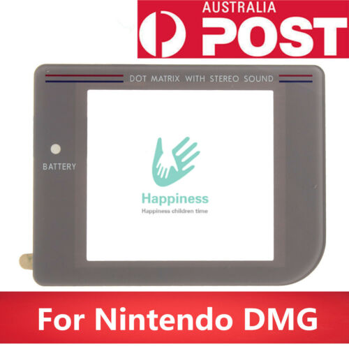 GAMEBOY REPLACEMENT SCREEN LENS - TO SUIT THE NINTENDO GAMEBOY - DMG <br/> Continued sales in Melbourne 4 years &Sent the same day