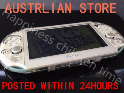 For PlayStation®VITA  Crystal Transparent Hard Case Cover Shell PSV 2000