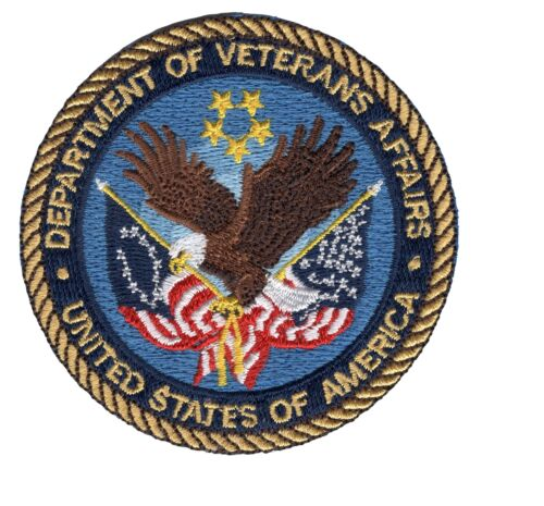 Dept. of Veterans Affairs Small PatchPatches - 36078