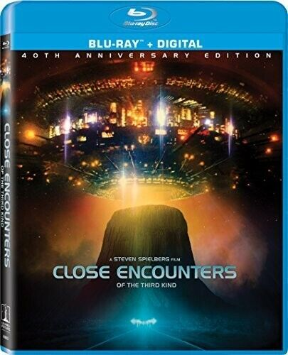 Close Encounters Of The Third Kind: Anniversary Ed - 2 DI (REGION A Blu-ray New)