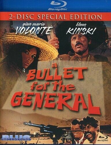 Bullet for the General (2012, Blu-ray NEW)
