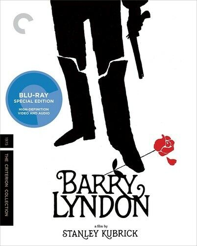 Barry Lyndon (Criterion Collection) [New Blu-ray] 4K Mastering, Specia