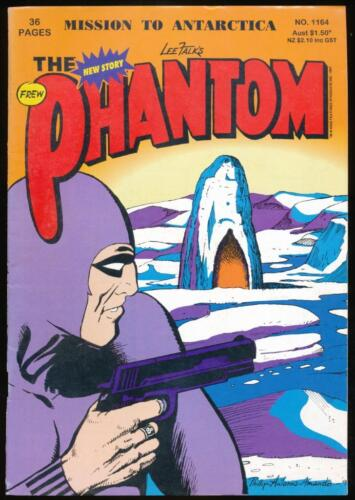 The Phantom, Comic Book, #1164, Mission to Antarctica, 1997