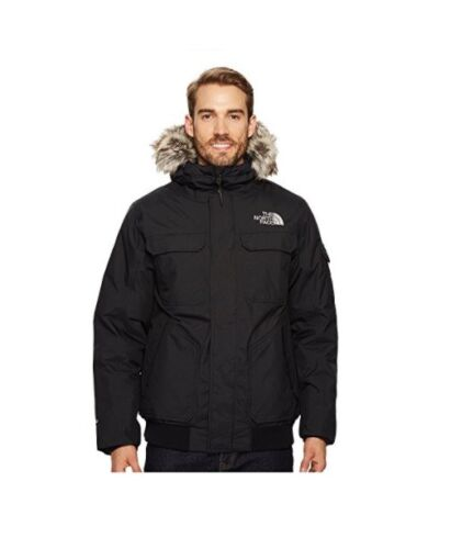 The North Face Men's Gotham Jacket III in TNF Black Sz S-3XL New w/ Tags